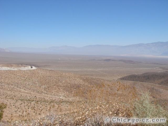Prvni pohled na Dead Valley