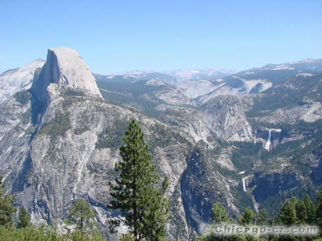 Yosemite Valley N.P. Glacier Point4