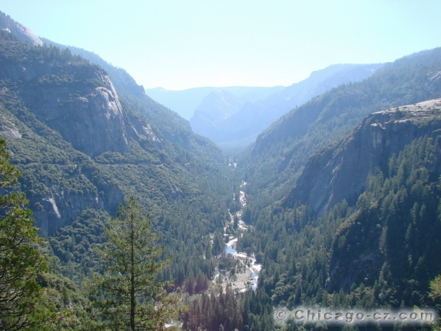 Yosemite Valley N.P. Tuolumne river