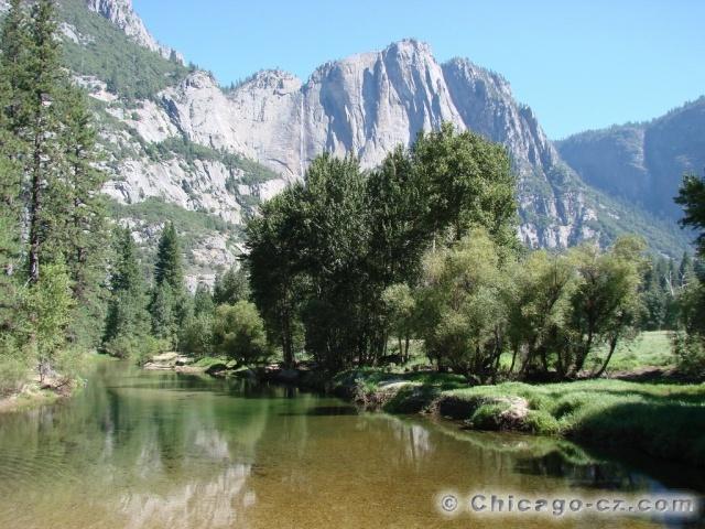Yosemite Valley N.P. Upper Yosemite Falls