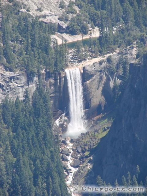 Yosemite Valley N.P. Vernal Falls