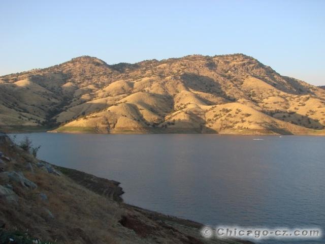 jezero nekde po ceste2