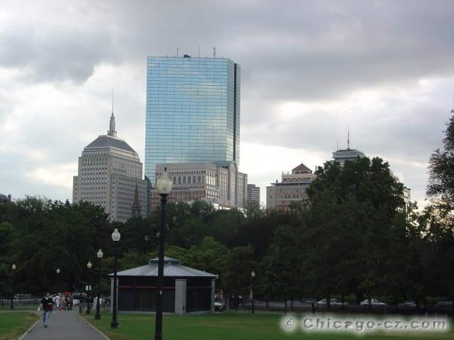 Boston - skyscraper