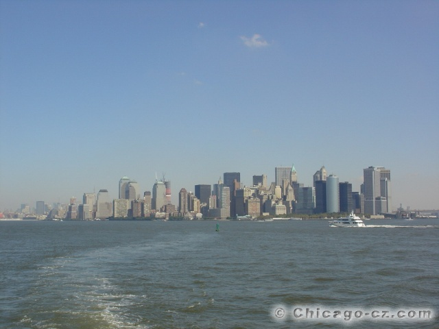 NYC na ceste za Sochou Svobody