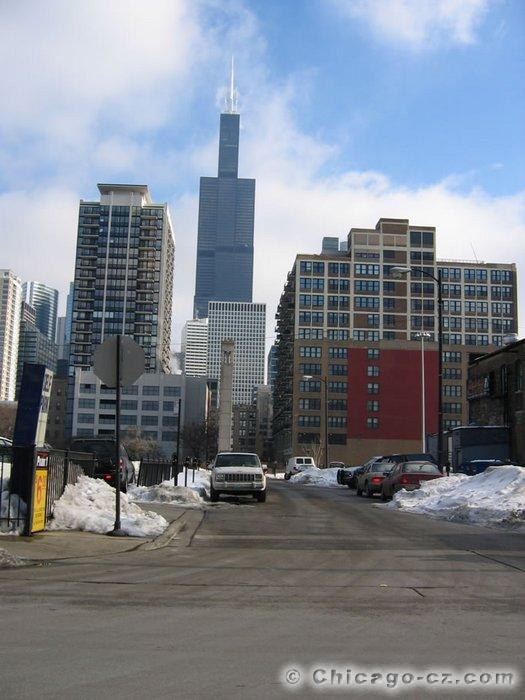 Sears Tower in Chicago